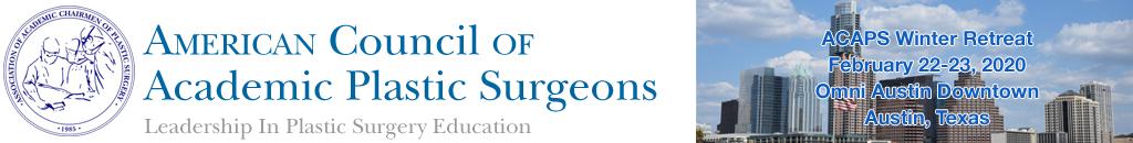 American Council of Academic Plastic Surgeons
