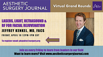 The Aesthetic Surgery Journal: Virtual Grand Round