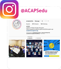 Follow ACAPS on Instagram!
